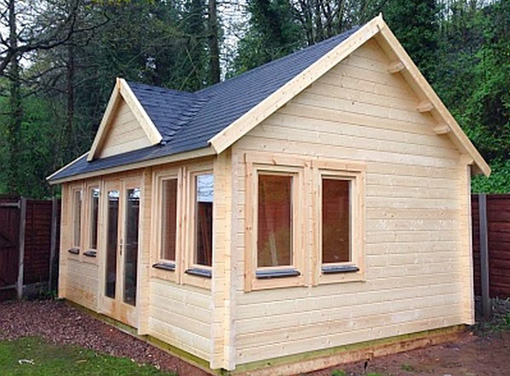 Garden Offices Log Cabin Kits Leading Garden Office Room Suppliers