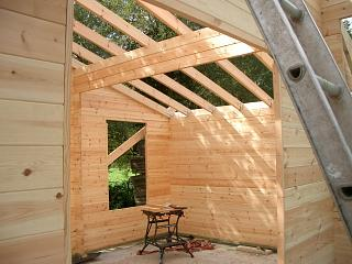 Log Cabin Builders Log Cabin Fitting Service Assembly