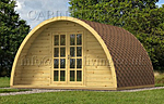 Camping Pod B log cabin kits