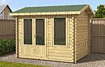 Kent log cabin kits