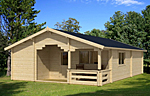 Indus log cabin kits