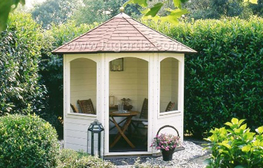 Andrea pa02 log cabin garden office log cabins for sale for Garden office wales