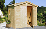Dan 4.6sqm log cabin kits