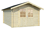 Lotta 10sqm log cabin kits
