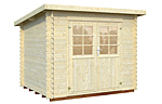 Mary 4.8sqm log cabin kits