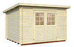 Mary 7.2sqm log cabin kits