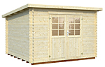 Mary 8.7sqm log cabin kits
