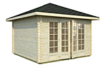 Julie 10.3sqm log cabin kits