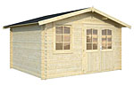 Klara 10.4sqm log cabin kits