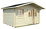 Emma 2 log cabin kits