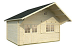 Emily 28.8sqm log cabin kits