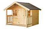 Felix 1.9sqm log cabin kits