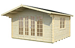 Florence log cabin kits