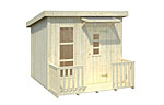 Harry 3.1sqm log cabin kits