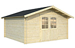 Lotta 13.9sqm log cabin kits