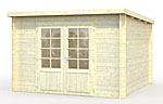Ella 8.7sqm log cabin kits