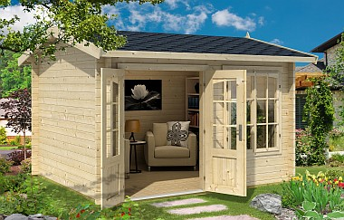 Alex Log Cabin Garden Office Log Cabins For Sale Free
