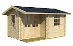 Berkshire 43 log cabin kits