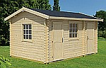 Morecambe log cabin kits