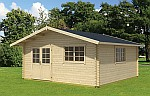 Chippenham log cabin kits