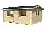 Devonshire log cabin kits