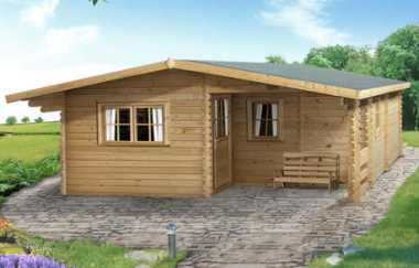 Hampshire Log House Garden Office Log Cabins For Sale