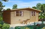 Kendal log cabin kits