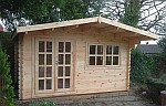 Kippen log cabin kits
