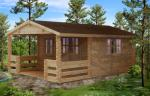 Manchester log cabin kits
