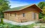 Nottingham log cabin kits