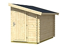 SideStore ™  log cabin kits