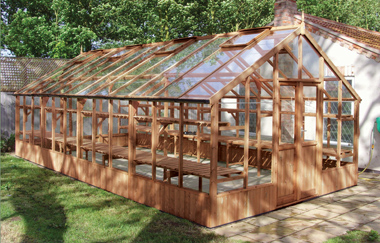 Falcon Greenhouse