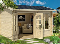 best selling garden buildings