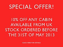 May Bank Holiday Offer