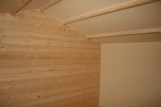 Log Cabin Insulation Insulate Garden Office Roof Wall