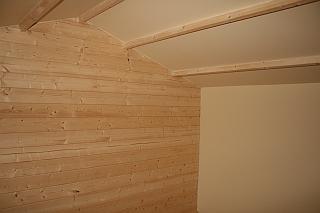 Log Cabin Insulation Insulate Garden Office Roof Wall
