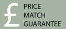Price match guarantee on all our log cabins